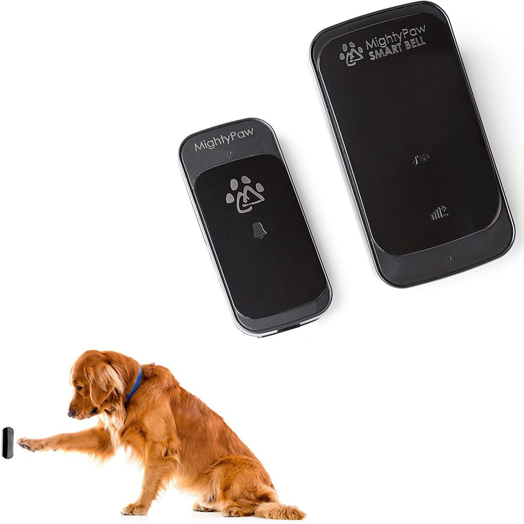 10. Mighty Paw Smart Bell 2.0: